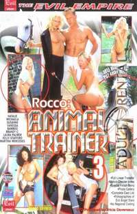 Rocco: Animal Trainer 3 | Adult Rental