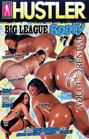 Big League Booty 7 Porn Video