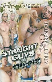 Straight Guys Get Creampies