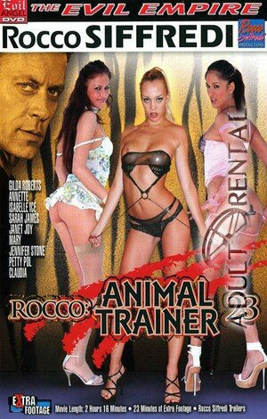 Rocco: Animal Trainer 23 Porn Video Art