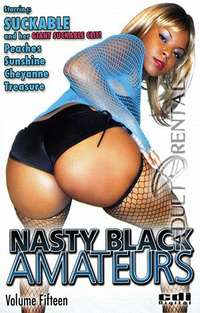 Nasty Black Amateurs 15 | Adult Rental