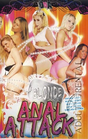Blonde Anal Attack Porn Video Art
