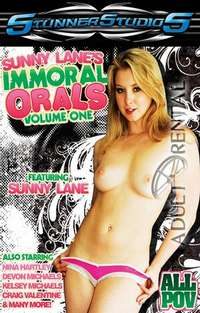Sunny Lane's Immoral Orals | Adult Rental