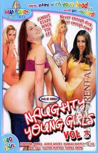 Naughty Young Girls 3 | Adult Rental