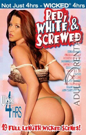 Red White And Screwed Porn Video Art