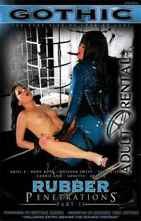 Rubber Penetrations 2 | Adult Rental