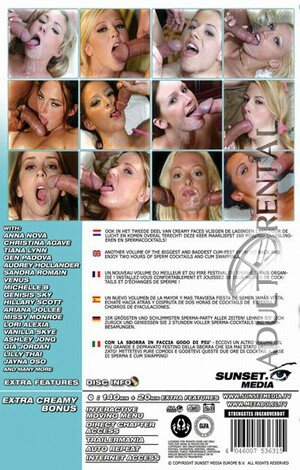 Creamy Faces 2 Porn Video Art
