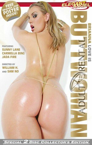 Brianna Love Is Buttwoman: Extras Porn Video Art
