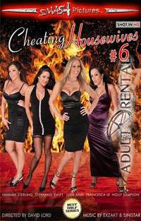 Cheating Housewives 6 | Adult Rental