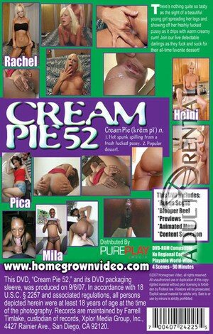 Cream Pie 52 Porn Video Art