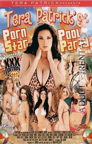 Tera Patrick's Porn Star Pool Party Porn Video