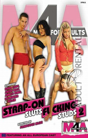 Strap-On Sluts Fucking Studs #2 Porn Video Art