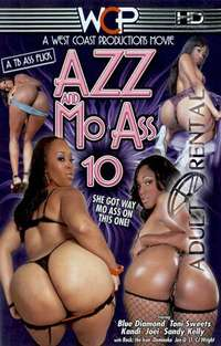 Azz And Mo Ass 10 | Adult Rental