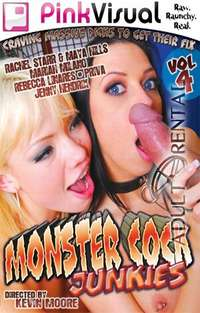 Monster Cock Junkies 4 | Adult Rental