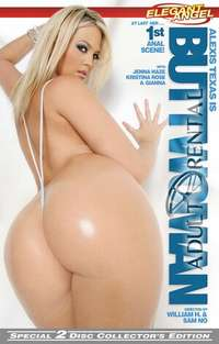 Alexis Texas Is Buttwoman: Disc 2 | Adult Rental