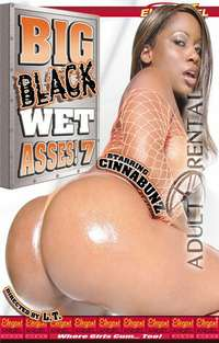 Big Black Wet Asses 7 | Adult Rental