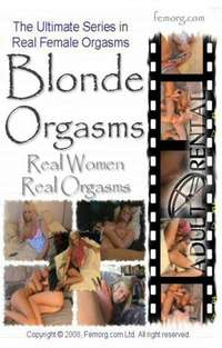 Blonde Orgasms | Adult Rental