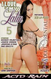 I Love 'Em Latin 5 | Adult Rental