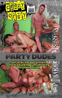 Party Dudes | Adult Rental