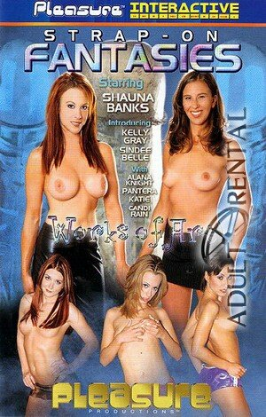 Strap-On Fantasies Porn Video Art