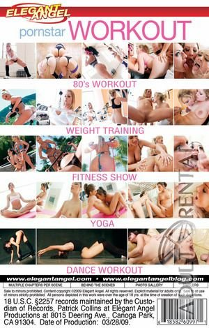 Pornstar Workout Porn Video Art