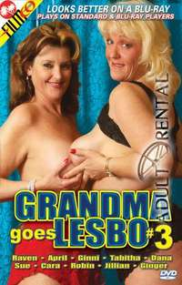 Grandma Goes Lesbo 3 | Adult Rental