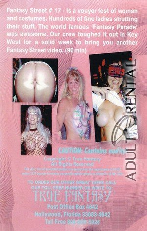 Fantasy Street 17 Porn Video Art