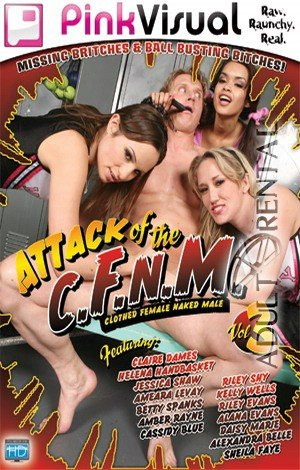 Attack Of The CFNM 3 Porn Video