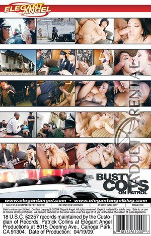 Busty Cops On Patrol Porn Video Art