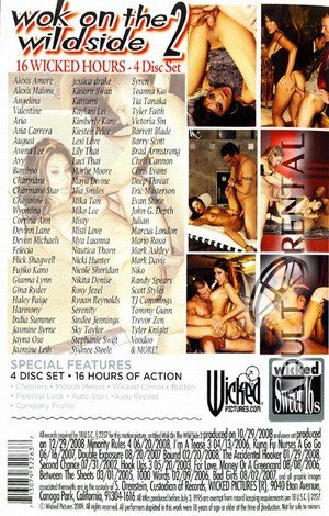 Wok On The Wild Side 2: Disc 2 Porn Video Art