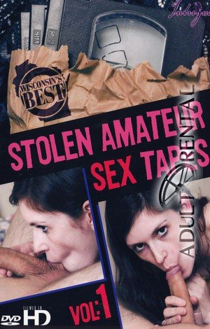 Stolen amateur sex tapes