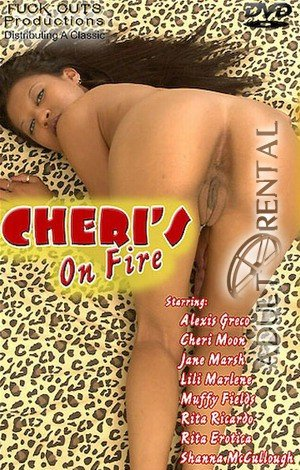 Cheri's On Fire Porn Video