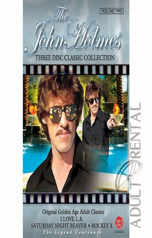 The John Holmes 2 Disc 3 Porn Video Art