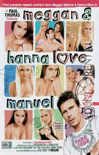 Meggan & Hanna Love Manuel | Adult Rental