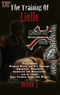 The Training Of Lielle Week 1: Disc 1 | Adult Rental
