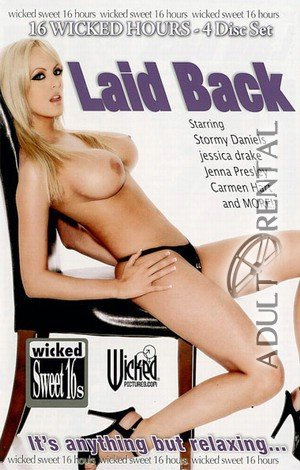 Laid Back: Disc 3 Porn Video