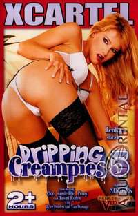 Dripping Creampies 5 | Adult Rental
