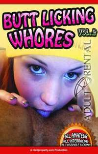 Buttlicking Whores 2: Disc 1 | Adult Rental