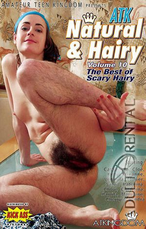ATK Natural & Hairy 10 Porn Video Art