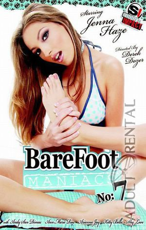 BareFoot Maniacs #7 Porn Video