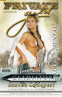 The Private Gladiator 3 | Adult Rental