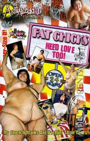 Fat Chicks Need Love Too! Porn Video Art