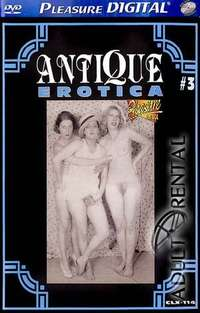 Antique Erotica 3 | Adult Rental
