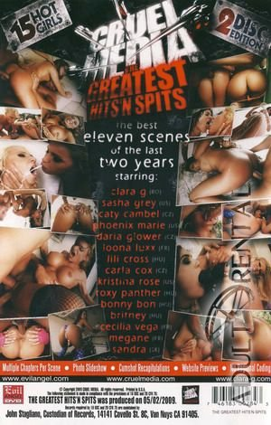 The Greatest Hits 'N Spits Disc 2 Porn Video Art