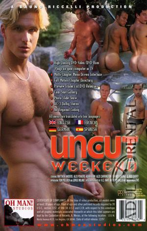 Uncut Weekend Porn Video Art