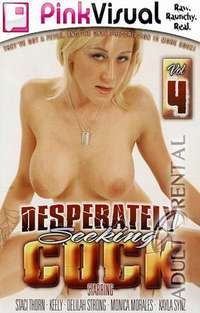 Desperately Seeking Cock 4 | Adult Rental