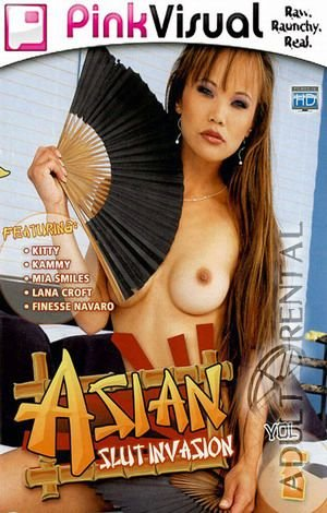 Asian Slut Invasion 6 Porn Video Art
