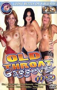 Old Throat Gaggers 9 | Adult Rental