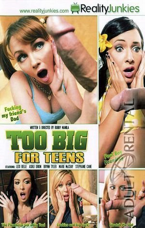 Too Big For Teens Porn Video