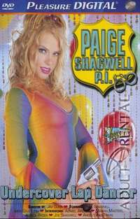 Paige Shagwell PI: Undercover Lap Dancer | Adult Rental